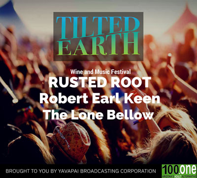 Tilted Earth Festival Cottonwood