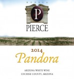 Arizona Wine Label Pandora