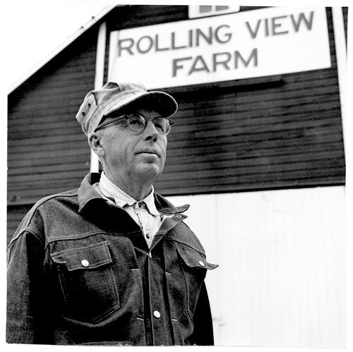 Rolling View Farm - Frank Elliot Pierce