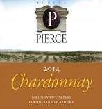 2014 Chardonnay Wine Label